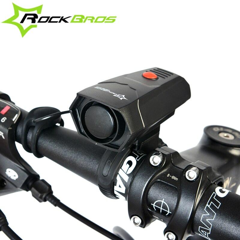 Велосипедный звонок Rockbros