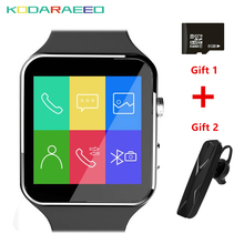 Smart Watch Bluetooth Camera Relojes TF Card