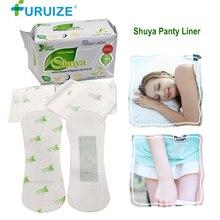 1-10Pack Shuya Sanitary Pads Swab tampon Anion Pads Feminine Hygiene Sanitary Napkin Pads Beautiful life Health Care panty liner