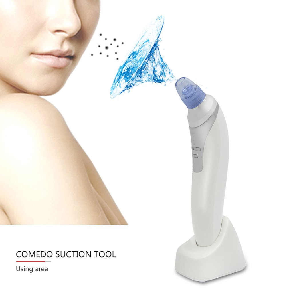 Medical Skin Care: Professional Comedo Blackhead Vacuum Suction Dermabrasion