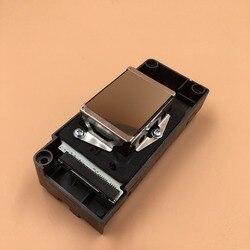 Wtórnego blokady wtórnego szyfrowania do projektora Epson DX5 eco-rozpuszczalników głowicy drukującej dla F186000 oryginalny rozpuszczalnika złota głowa podwójne kodowane DX5