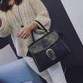Luxury Women Leather Handbag  Retro Vintage Bag Designer Handbags High Quality Famous  Tote Shoulder Ladies Hand Bag