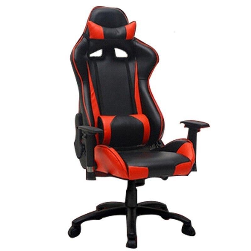 European European Plastic Gaming Artificial Study Customized Comfortable Lift Game Computer Chair