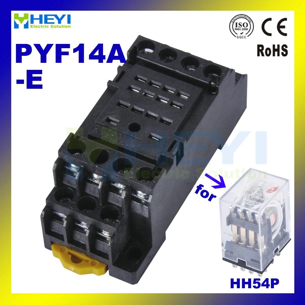 Pyf14a Relay Base Wiring Diagram - Dolgular.com