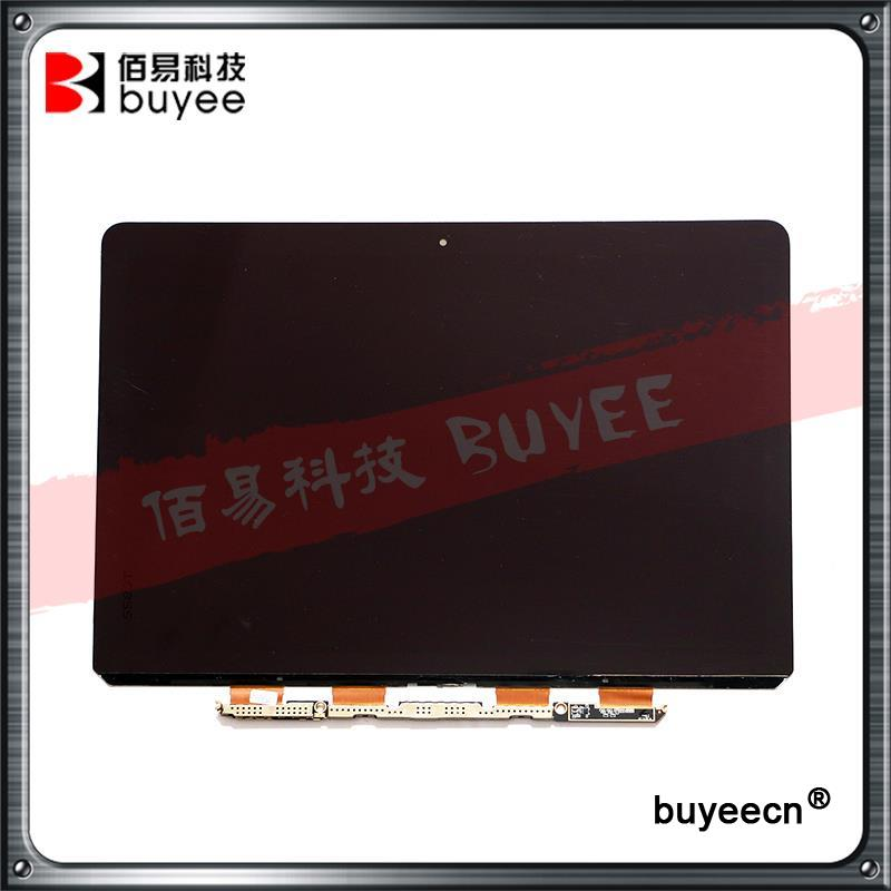 Early 2015 Year A1502 LCD Glass Panel For Macbook Pro Retina Original New 13 A1502 LCD Screen Display LSN133DL03 MF839/841 LLA 12 0 lcd screen lsn120dl01 for macbook retina a1534 mj4n2ch mf865ch lsn120dl01 lcd screen a1534 glass 2048 1536