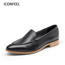 Luxury Loafers Women Shoes Zapatos Mujer Hombre Vestidos Superstar Chaussure Genunie Leather Slip On Dress