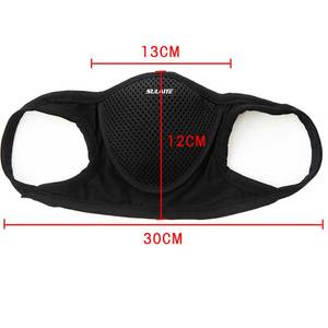 Image 5 - Anti Dust Mask Black Filter Outdoor Sports Anti pollution Gas Anti Pollution Mask Dust Respirator Bicycle Dust maskforface