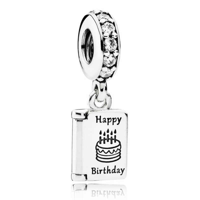 Birthday Wishes Passport Dreamcatcher Heart Of Infinity Big Ben Pendant Charm Fit Pandora Bracelet 925 Sterling