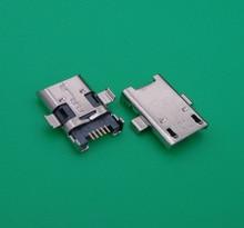 50 pcs สำหรับ ASUS Memo Pad 10 ME103K K01E ME103 K01 Z300C P023 Z380C P022 8.0 Z300CG Z300CL Micro USB ชาร์จพอร์ตเชื่อมต่อ Dock