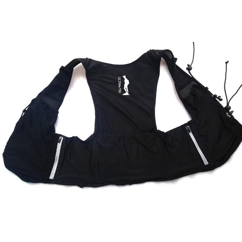 ULTRA-TRI Hydration Running Backpack Vest Trail Run Pack Lightweight Marathon Racing Mochila Sport Bag Speedvest 8L
