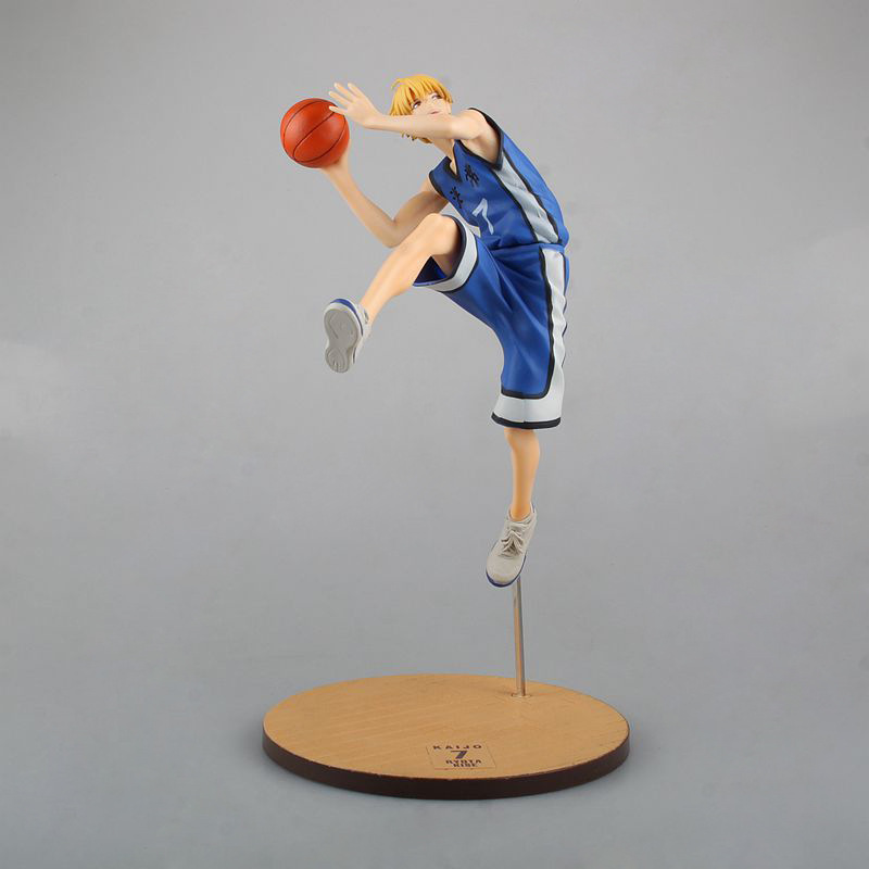 Kuroko's Basketball Kuroko no Basket Kise Ryota PVC Action Figure Collectible Model Toy 22cm KT3303 shfiguarts batman injustice ver pvc action figure collectible model toy 16cm kt1840