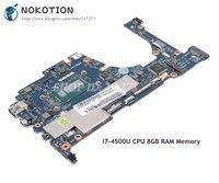 NOKOTION для lenovo Йога 2 13 Материнская плата ноутбука 13,3 дюймов SR16Z I7 4500U процессор ZIVY0 LA A921P полный испытания