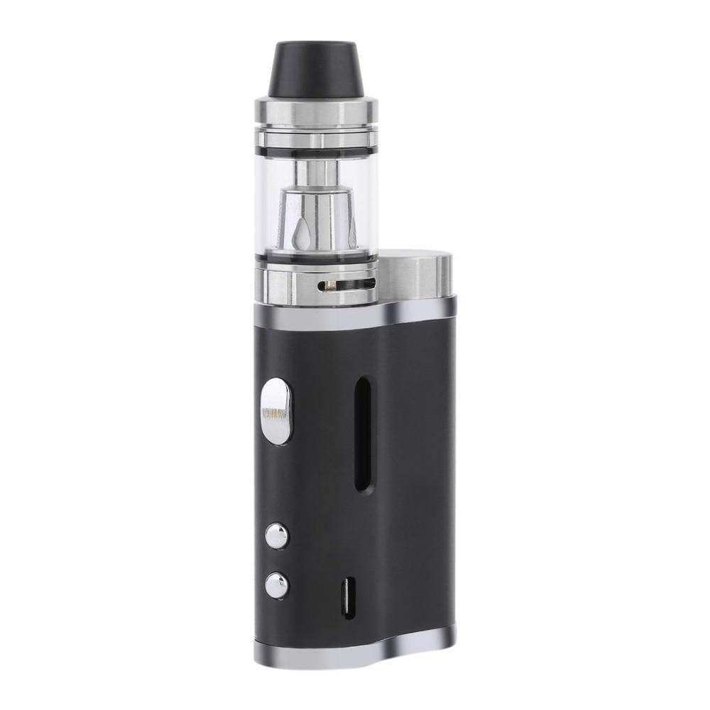 JOMOTECH Lite 76ers Electronic Cigarette Smoking E Vape Box Mod Kit 2.0ml Atomizer Vaporizer Tank 76W E-cigarette Vapor Kit