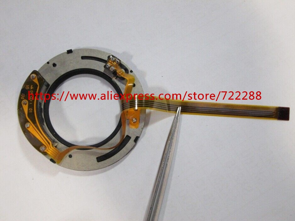Back To Search Resultselectronic Components & Supplies Initiative Repair Parts For Canon Ef 24-70mm F/2.8 L Usm Lens Aperture Group Assy Power Diaphragm Control Unit Yg2-2062-009