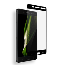 2 Pcs Lot Full Cover Screen Protector For NOKIA 3 NOKIA 5 Full Coverage Protective Film