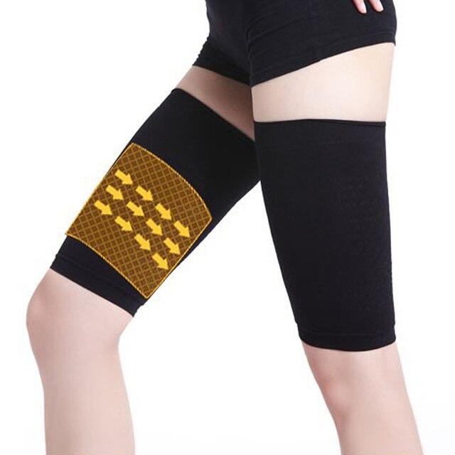 Neue Mode Dünne Oberschenkel Bein Shaper Fett Verbrennen Socken Compression  Stovepipe Beinwärmer Bein Abnehmen Socken- f5c1143aad