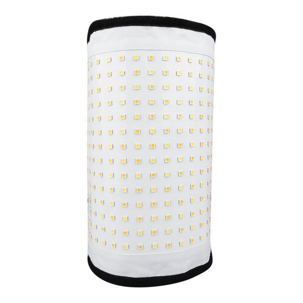 Travor Flexible led video light Bi-Color FL-3060A tamaño 30 * 60CM - Cámara y foto - foto 3