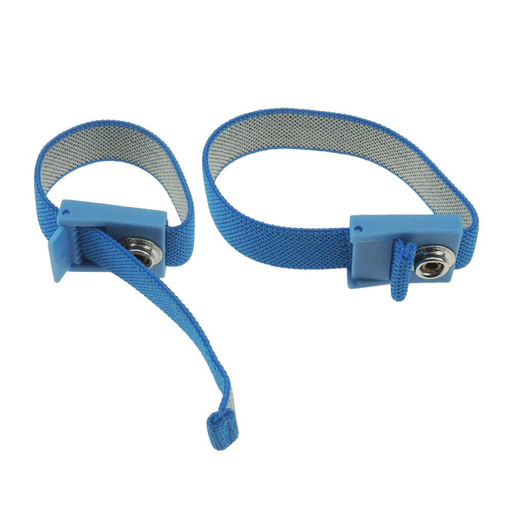 ESD Wrist Strap Fabric High Quality ABS Anti allergic Wrist Band Strap With 1.8meter Earthing Ground Antistatic Wrist Strap 3