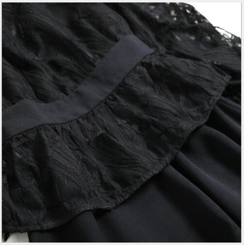 Slim Fit Haute ligne Printemps 2018 Maille grey Solide Femme Casual Manches Longues Manteaux A Black Mode cou À Femmes Qualité Robe Nouveau O zpGSUMVLq
