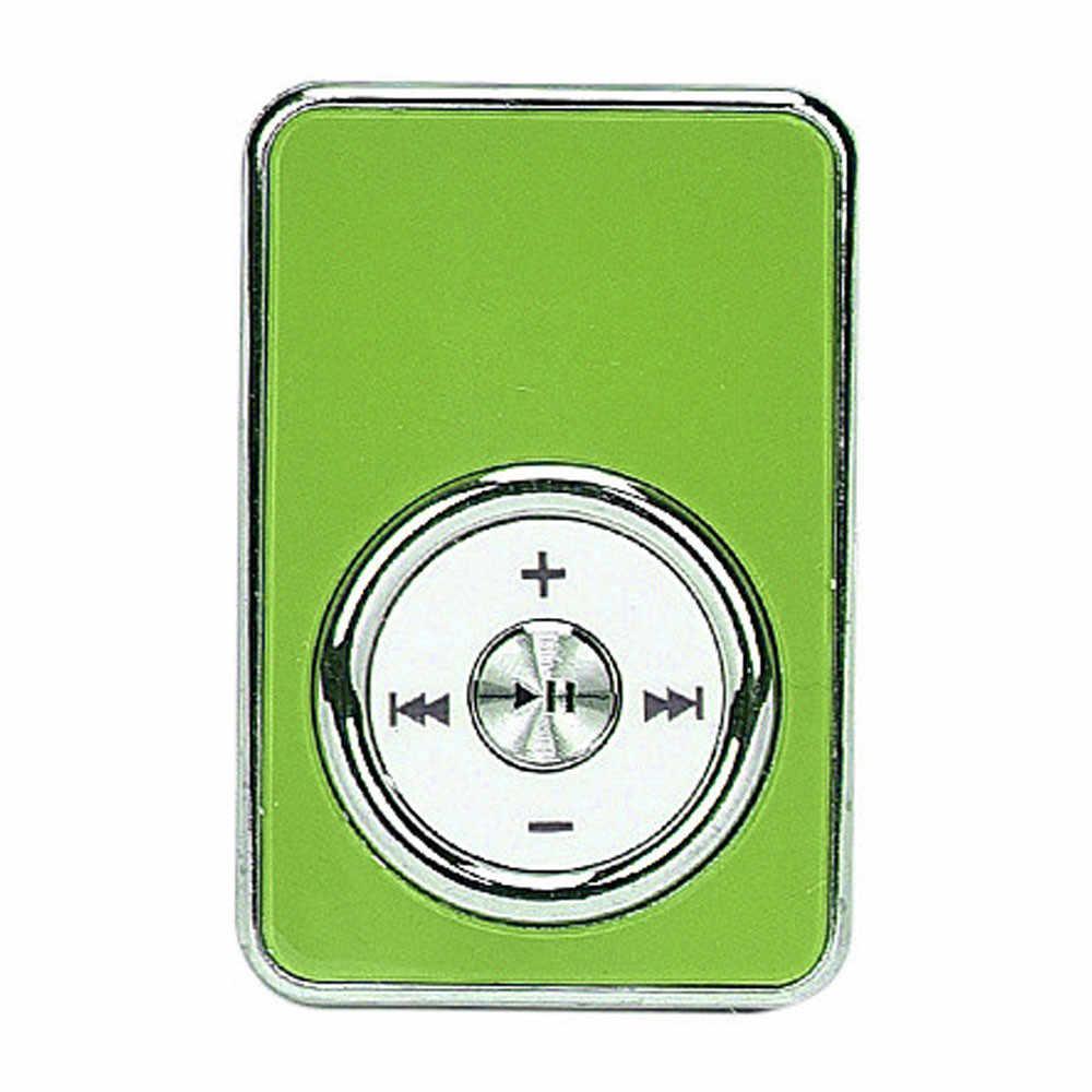 HIPERDEAL mp3 плеер мини музыкальный медиаплеер портативный Mp3 плеер USB Поддержка Micro SD TF карта бег Lettore D30 Jan9