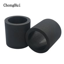 цена на ChongHu6Pcs Pick Up Roller Tire HP 2015/2400/2420/3005/1320/M5035 Tire Original Printer Parts Rubber Wheel Compatible New