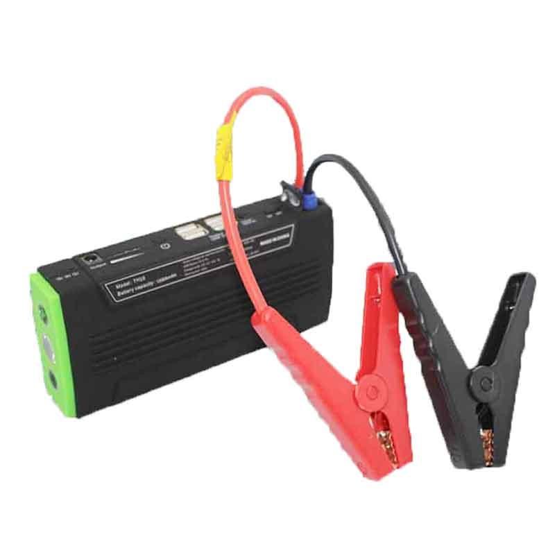 Red jump starer powerbank 4