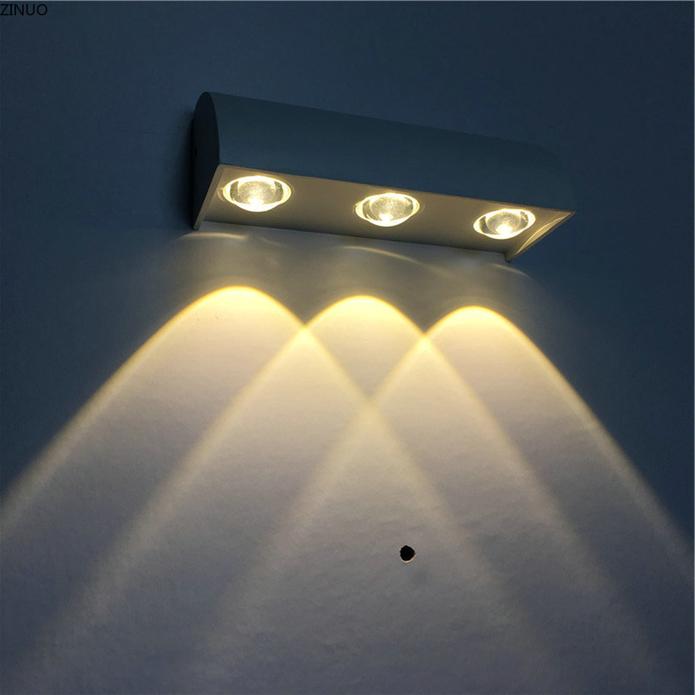 Wall Lamps 3w 9w Surface Mounted Led