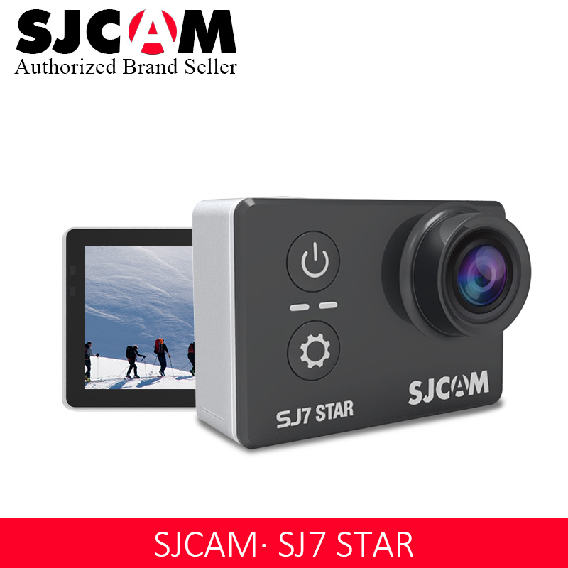 Original SJ7 Star 4 K 30fps Ultra HD SJCAM caméra d'action Ambarella A12S75 2.0