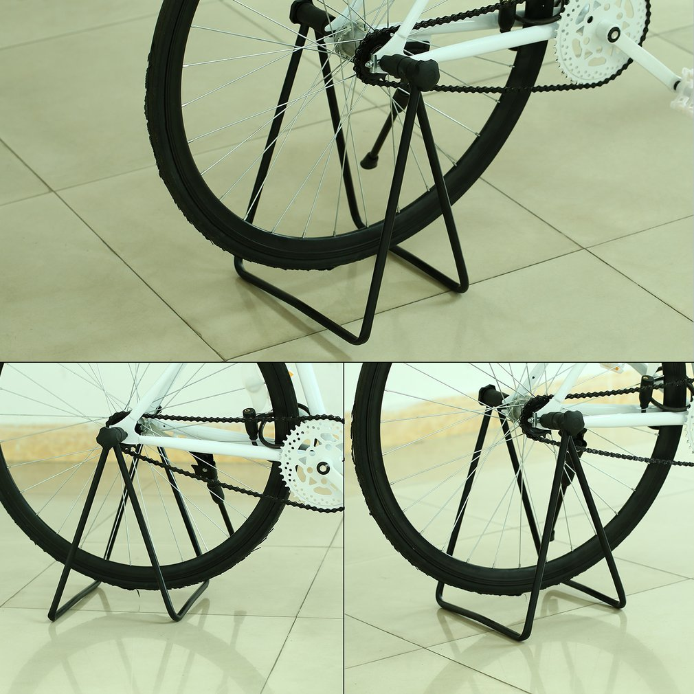 Bicycle Bike Cycling Foldable Bicycle Stand Wheel Hub
