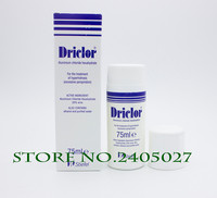 New United Kingdom Original 75ml Driclor Ball Long Lasting Deodorant Lotion For Hand Leg Free Shipping