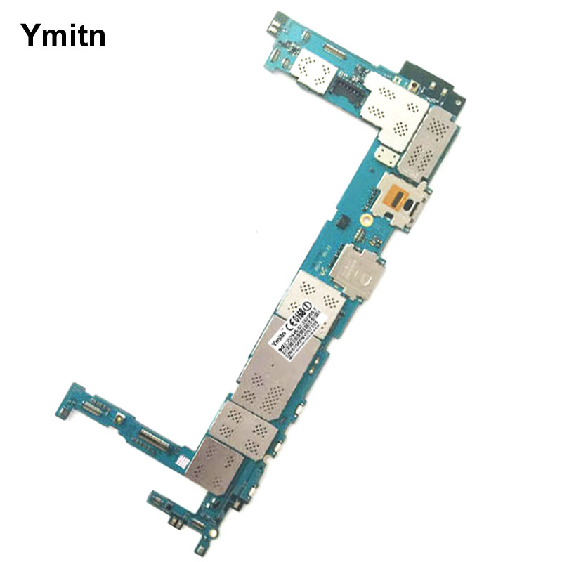 Ymitn Working Well Unlocked With Chips Mainboard Global Firmware Motherboard LTE For Samsung Galaxy Tab S T705 T705C 8.4