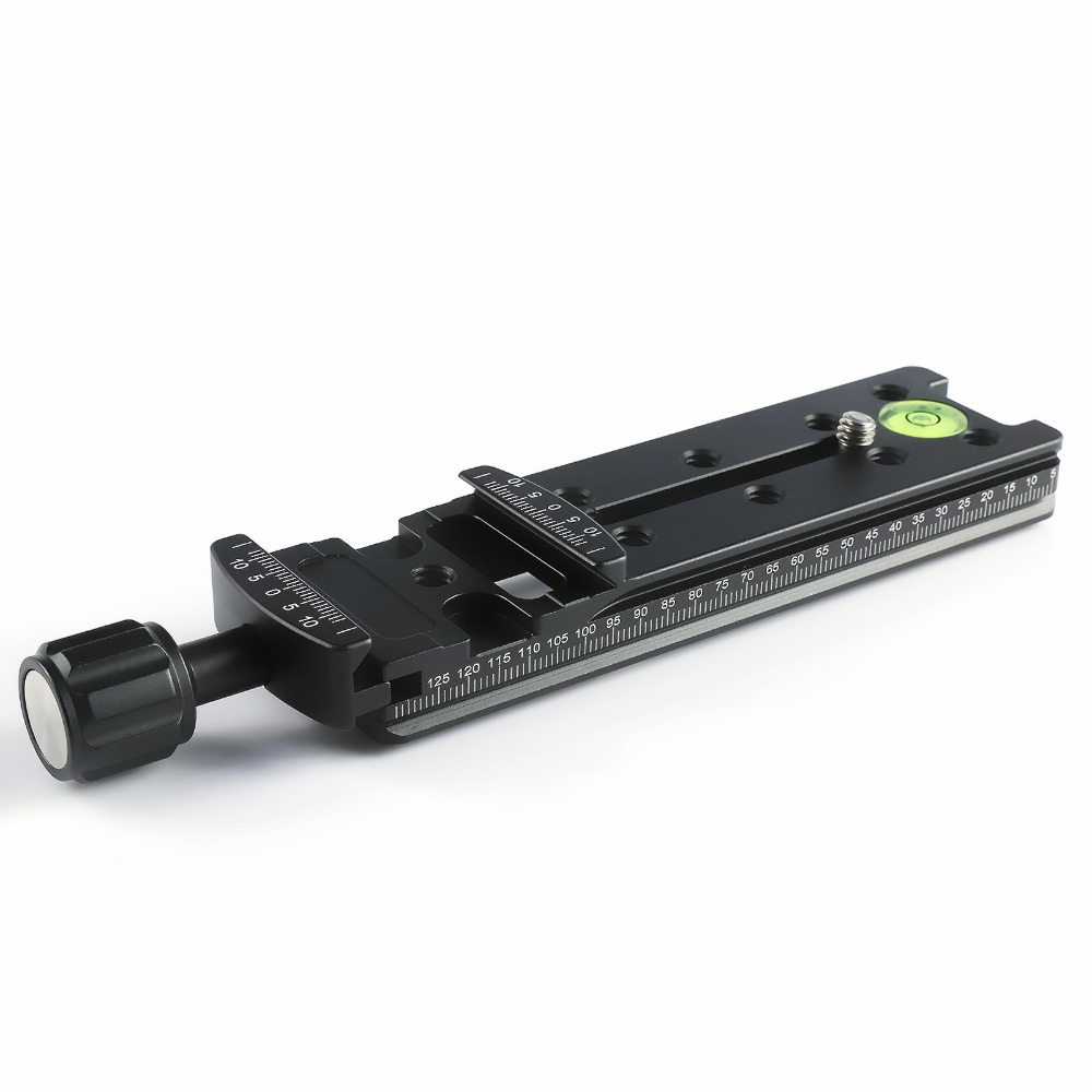 FNR-140 1/4 Screw Plate Quick Release + Clamp Compatible With AS Standard Quick Release Plate free shipping