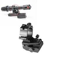Anéis ajustáveis da montagem do escopo 30mm com arruela interna de 25.4mm ADM-2530 montagens de escopo de alumínio tático para ak 47