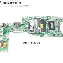 NOKOTION For HP Pavilion 13-A X360 Laptop Motherboard I7-451