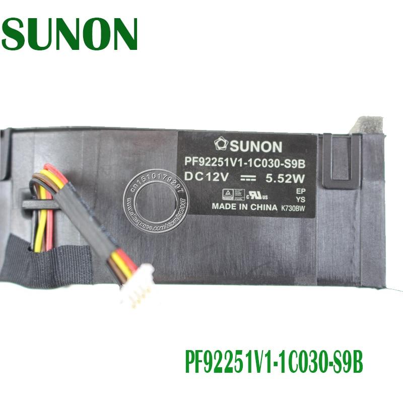 Dorigine SUNON PF92251V1-1C030-S9B DC12V 5.52 W DC28000JJS0 RDorigine SUNON PF92251V1-1C030-S9B DC12V 5.52 W DC28000JJS0 R