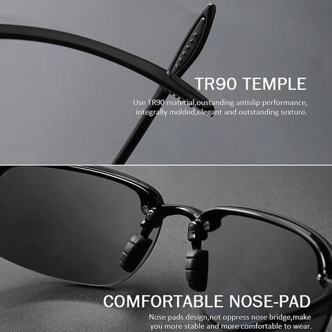 JULI Classic Sports Sunglasses Men Women Driving Running Rimless Ultralight Frame Sun Glasses Male UV400 Gafas De Sol MJ8001 Multan