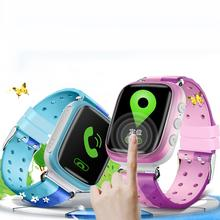 Original Q80 GPS Phone Positioning Children Watches with WIFI SOS Smart Baby Kids Watch Anti Lost Monitor Tracker PK Q80