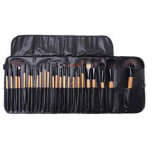 Professional 24 pcs Makeup Brushes Set For Women Fashion Soft Face Lip Eyebrow Shadow Make Up Brush Set Kit