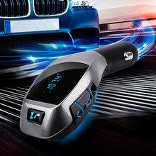 New Arrival Bluetooth Car Kit Mp3 Player FM Transmitter X5 USB TF Charger Handsfree Wireless