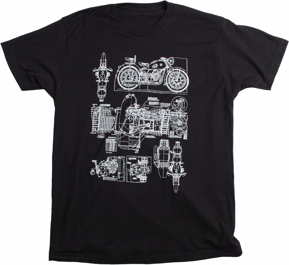 medium resolution of fashion pattern motorcycle engine blow out diagram mechanic schematic art printed t shirt for men