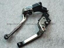 8-цветов алюминиевого сплава с чпу складные и выдвижные сцепные рычаги тормоза для HONDA PCX 125/150