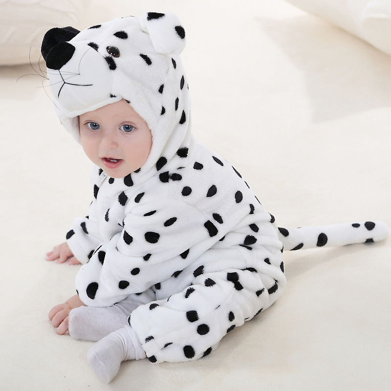 Baby winter clothes Novelty Cotton toddler newborn boy girl   Romper   Animal jumpsuits infant clothes baby kid costume overall
