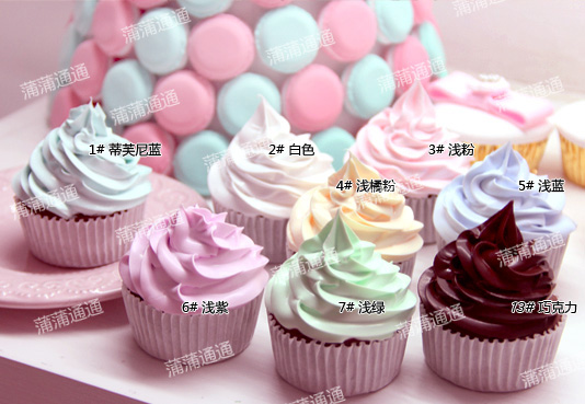 Online kopen wholesale nep cupcake uit china nep cupcake for Decoratie cupcakes