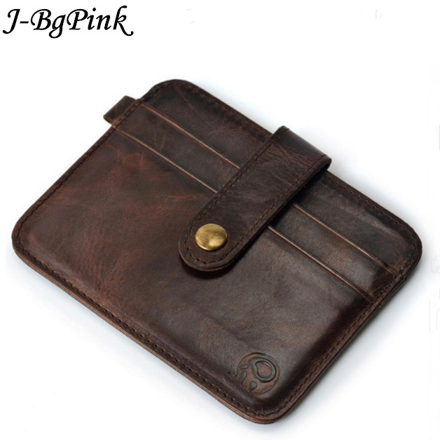 Famous Brand Luxury Slim Wallet Men Purse Male clamp for Money Clip walet Small portfolio cuzdan thin perse Portomonee carteras