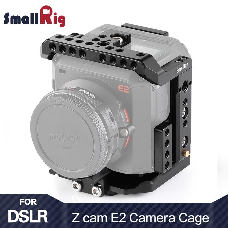 SmallRig DSLR Camera Cage for Z cam E2 Camera With Nato Rail 1 4 3 8
