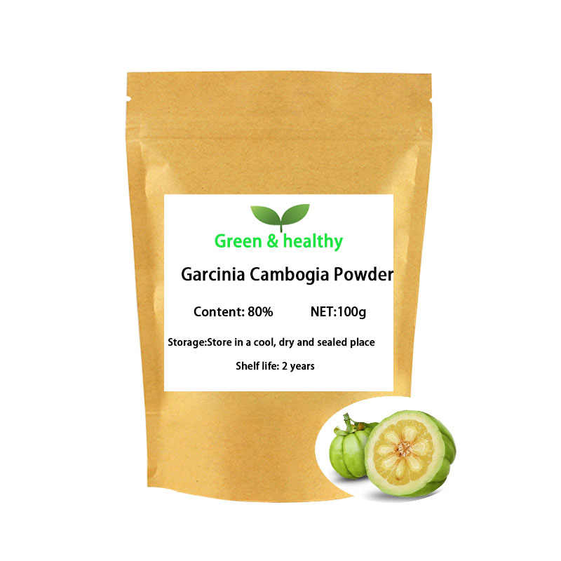 High Quality 80 Hca Organic Garcinia Cambogia Extract Powder Promote Weight Loss And Fat Burning Aliexpress