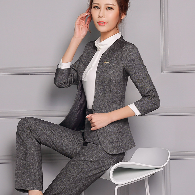 Online Get Cheap Business Suit for Women Interview -Aliexpress.com ...