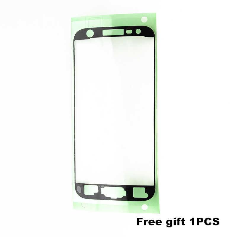 J330 LCD قطع غيار سامسونج غالاكسي J3 2017 J330 شاشة الكريستال السائل مع شاشة تعمل باللمس لسامسونج J330F SM-J330 محول الأرقام الجمعية