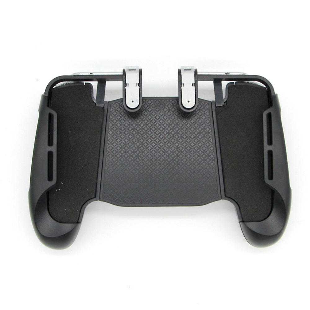 Touch screen Wireless Mobile Gaming Shooter controller with Trigger Fire L1R1 Button Aim Key phone Game joystick holder for PUBG