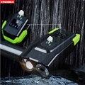 Велосипедный светильник  800 люмен  умный  умный  велосипедный  на руль  с динамиком  USB  зарядка  IPX6  водонепроницаемый